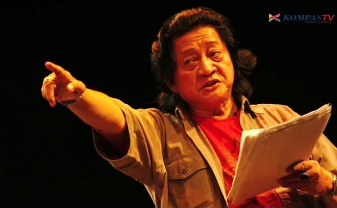 ws rendra tokoh puisi indonesia
