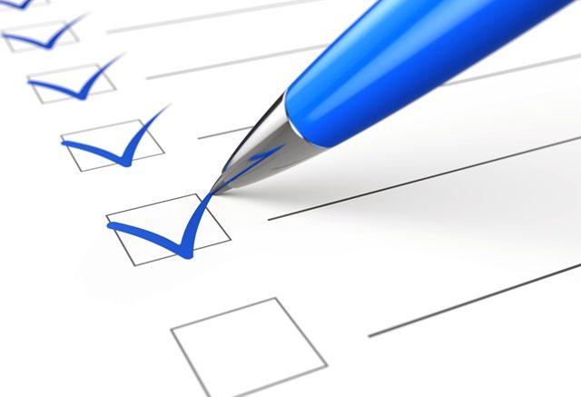 checklist observasi
