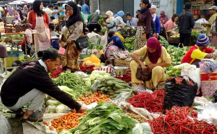 pasar lingkungan hidup buatan