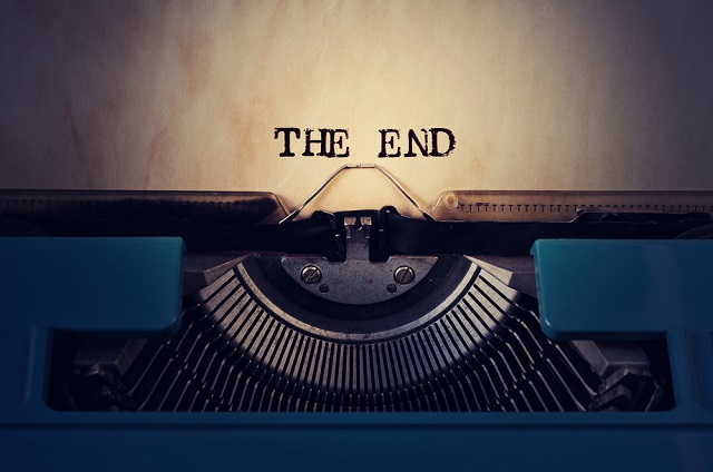 ending cerita teks narasi