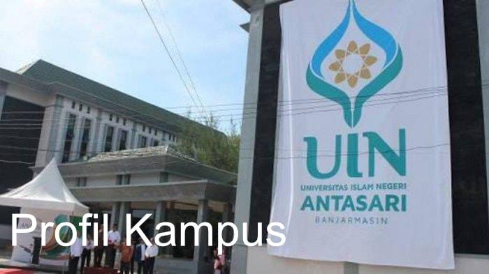 profil UIN Antasari