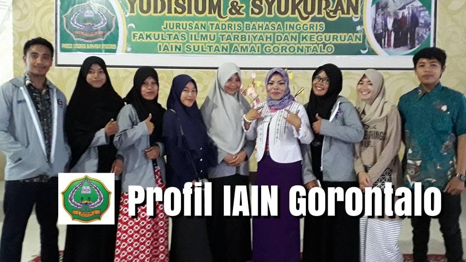 profil iain gorontalo