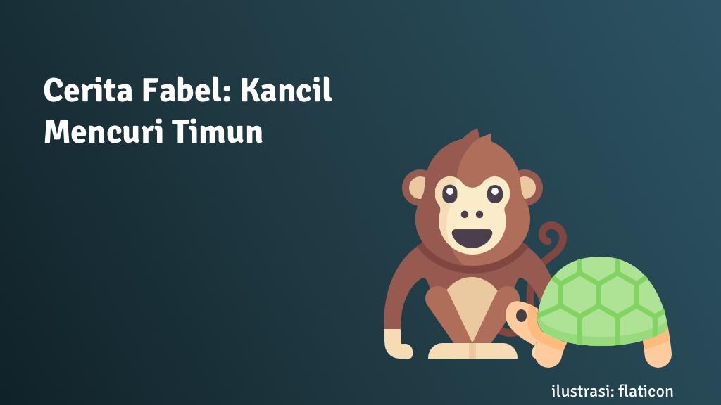 cerita fabel monyet kurakura