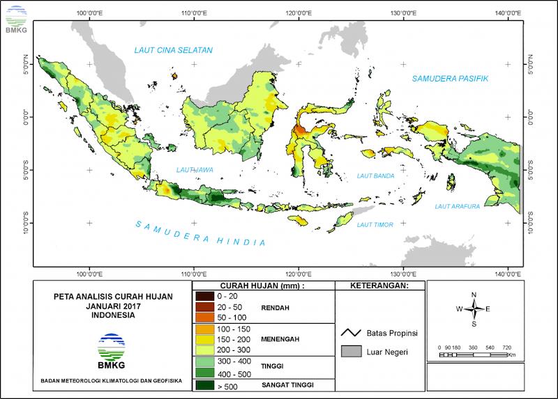 ciri ciri letak astronomis indonesia