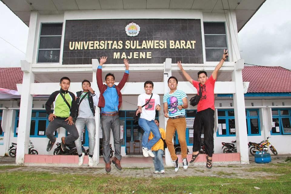 akreditas kampus universitas sulawesi barat