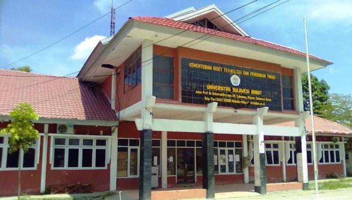 alamat kampus universitas sulawesi barat