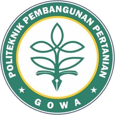 logo politeknik pembangunan pertanian kampus gowa