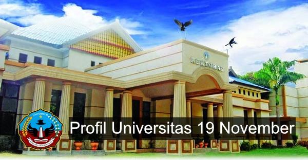 profil universitas 19 november