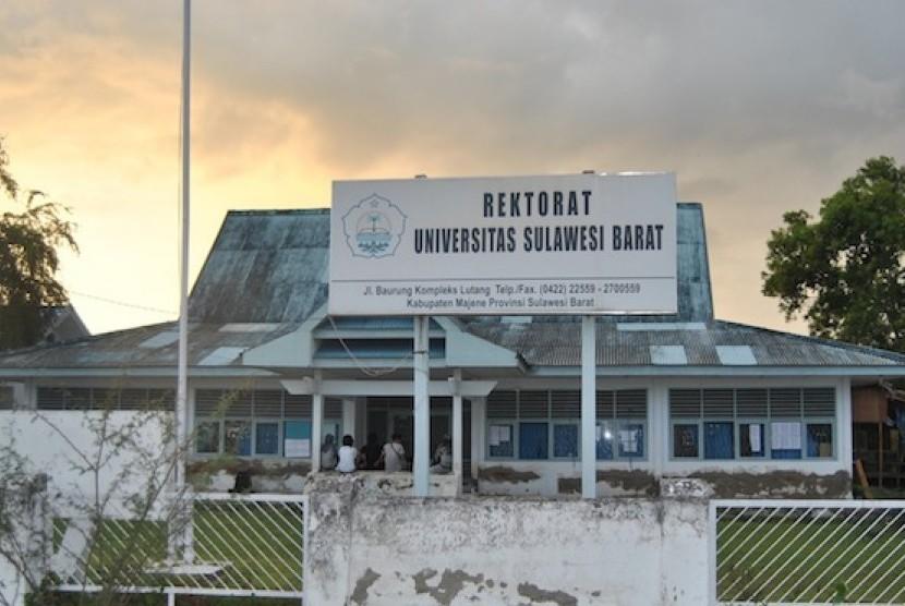 profil universitas sulawesi barat