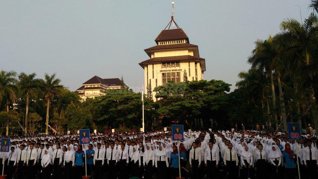 Profil Universitas Brawijaya (UB) MALANG JATIM