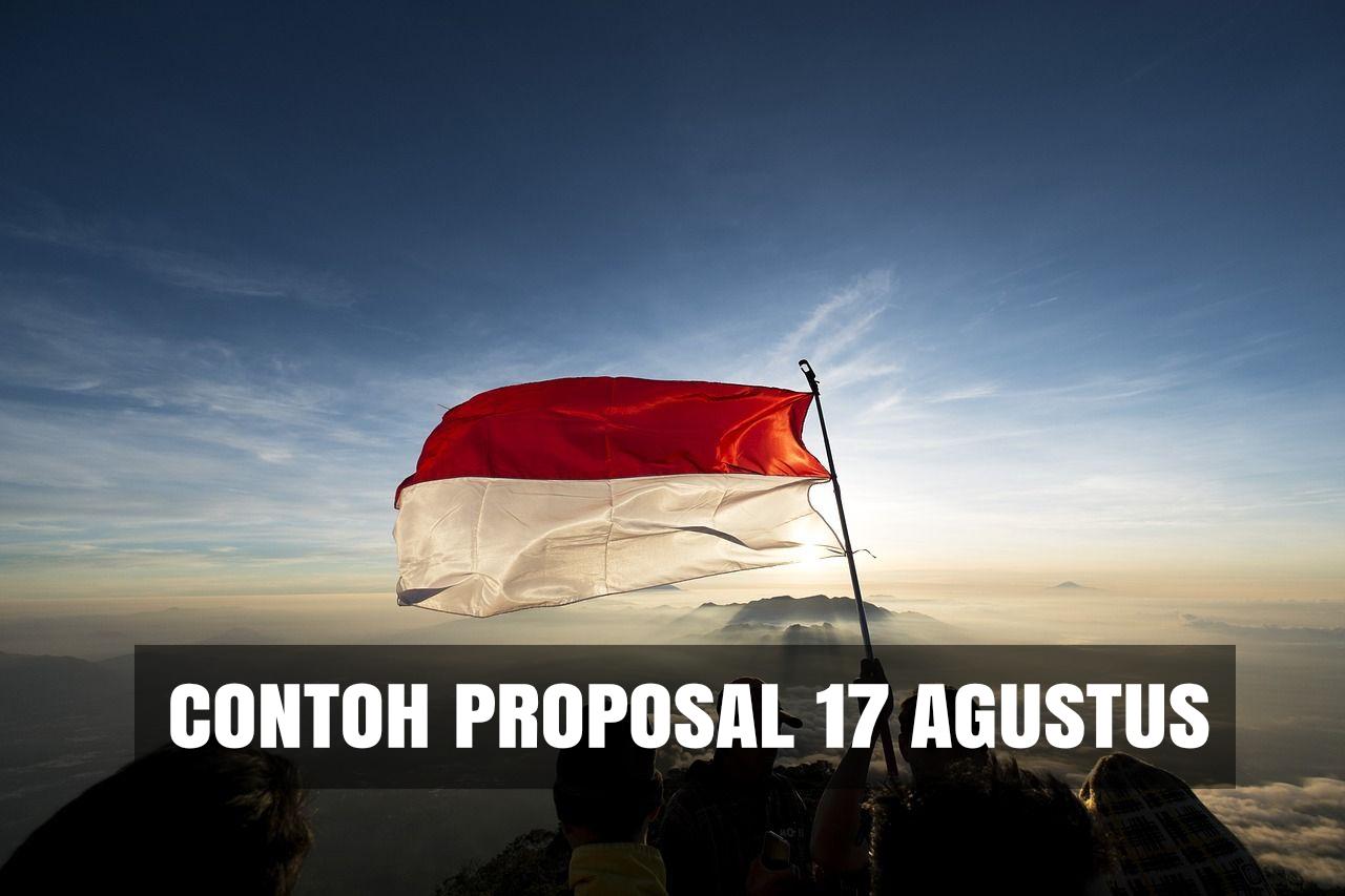 artikel contoh proposal 17 agustus