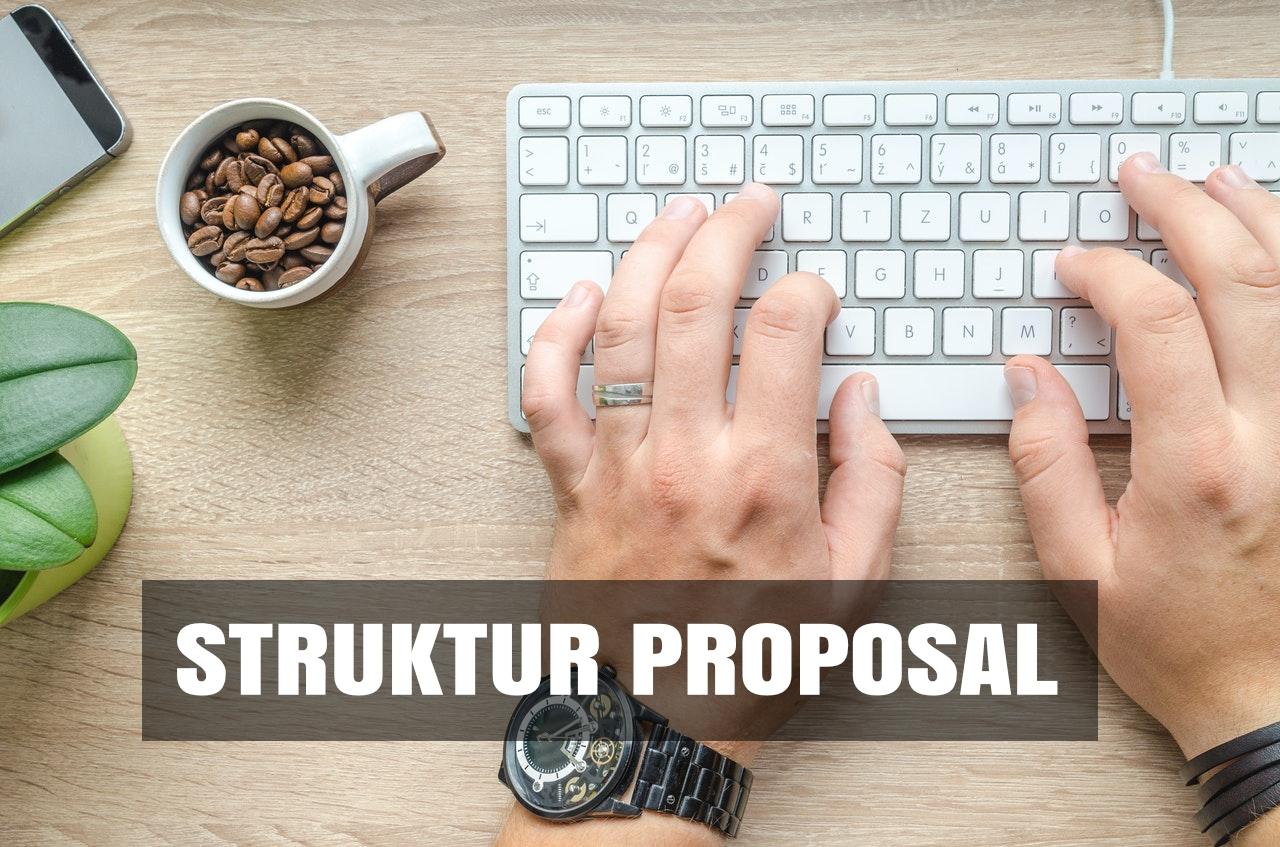 struktur proposal 1