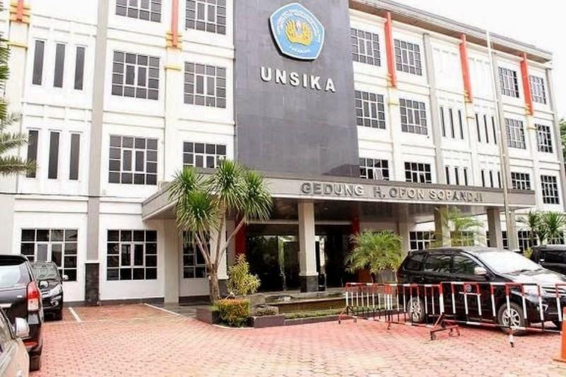 akreditasi kampus UNSIKA