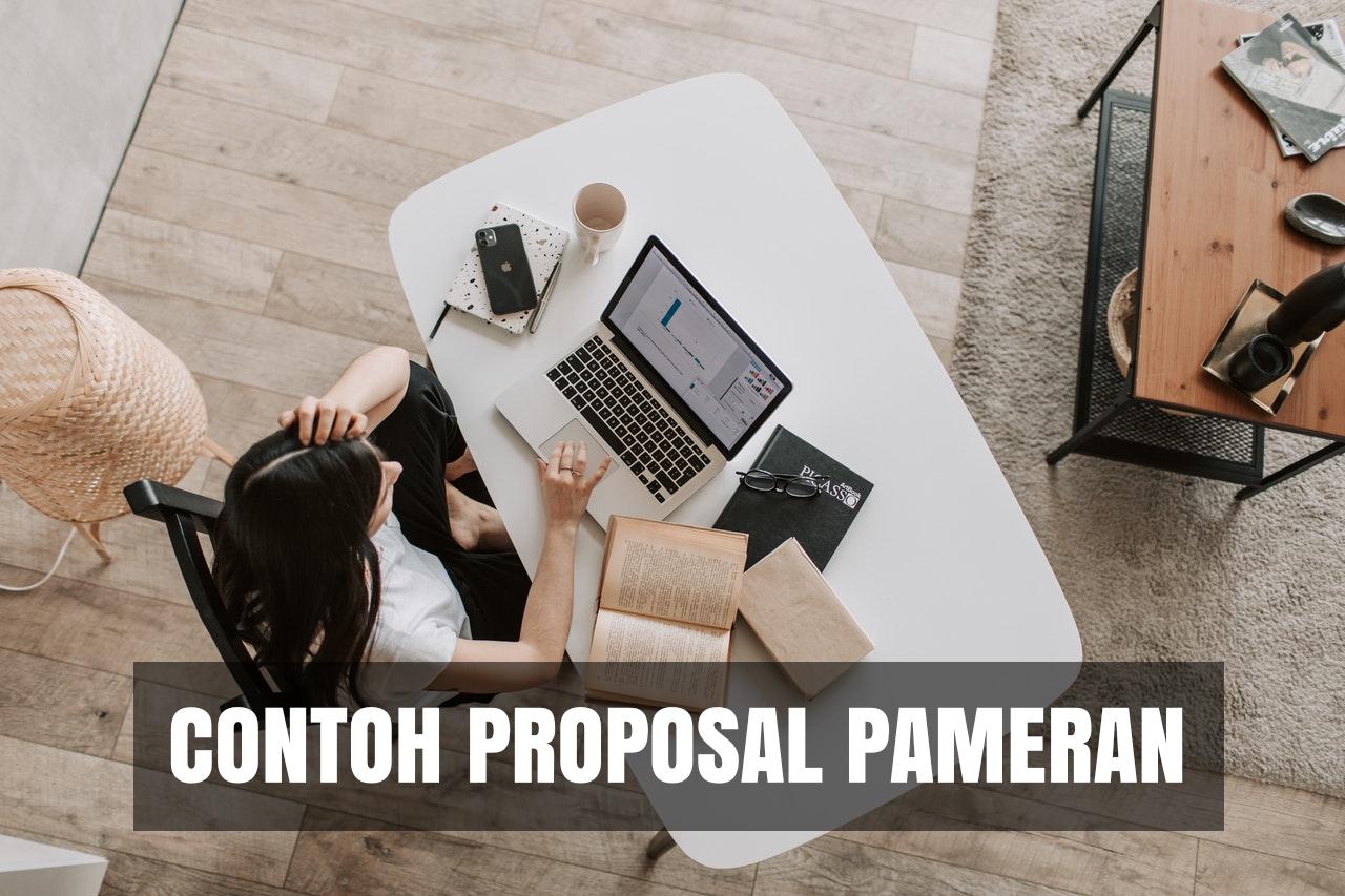 contoh proposal pameran