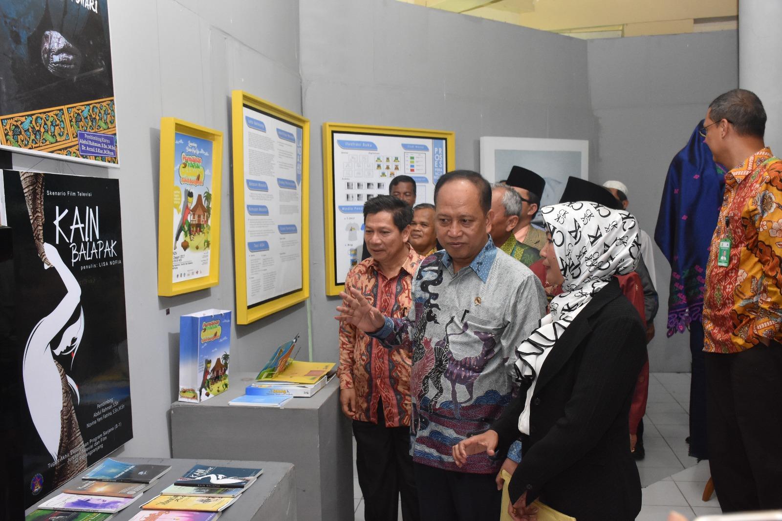 fakultas prodi ISI Padangpanjang