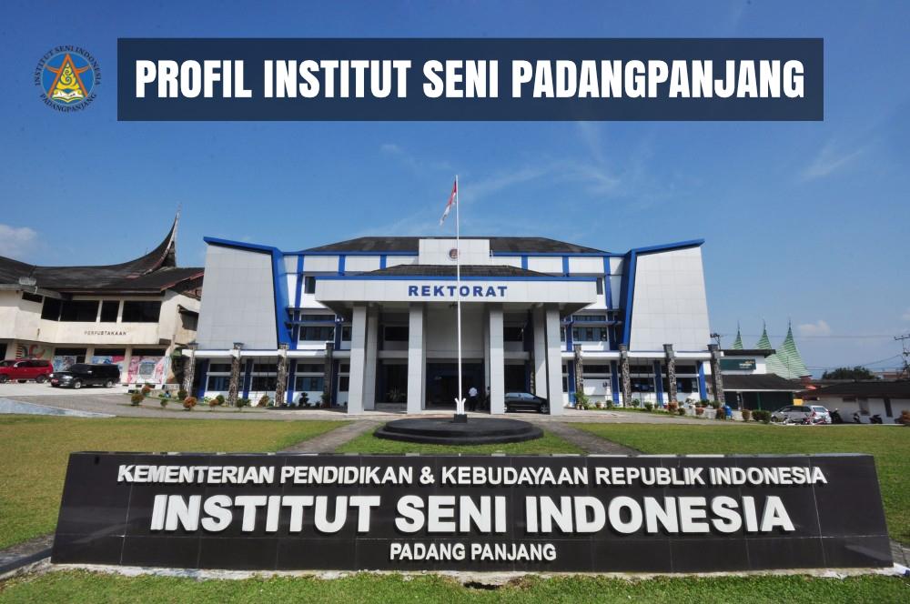 profil kampus ISI Padangpanjang