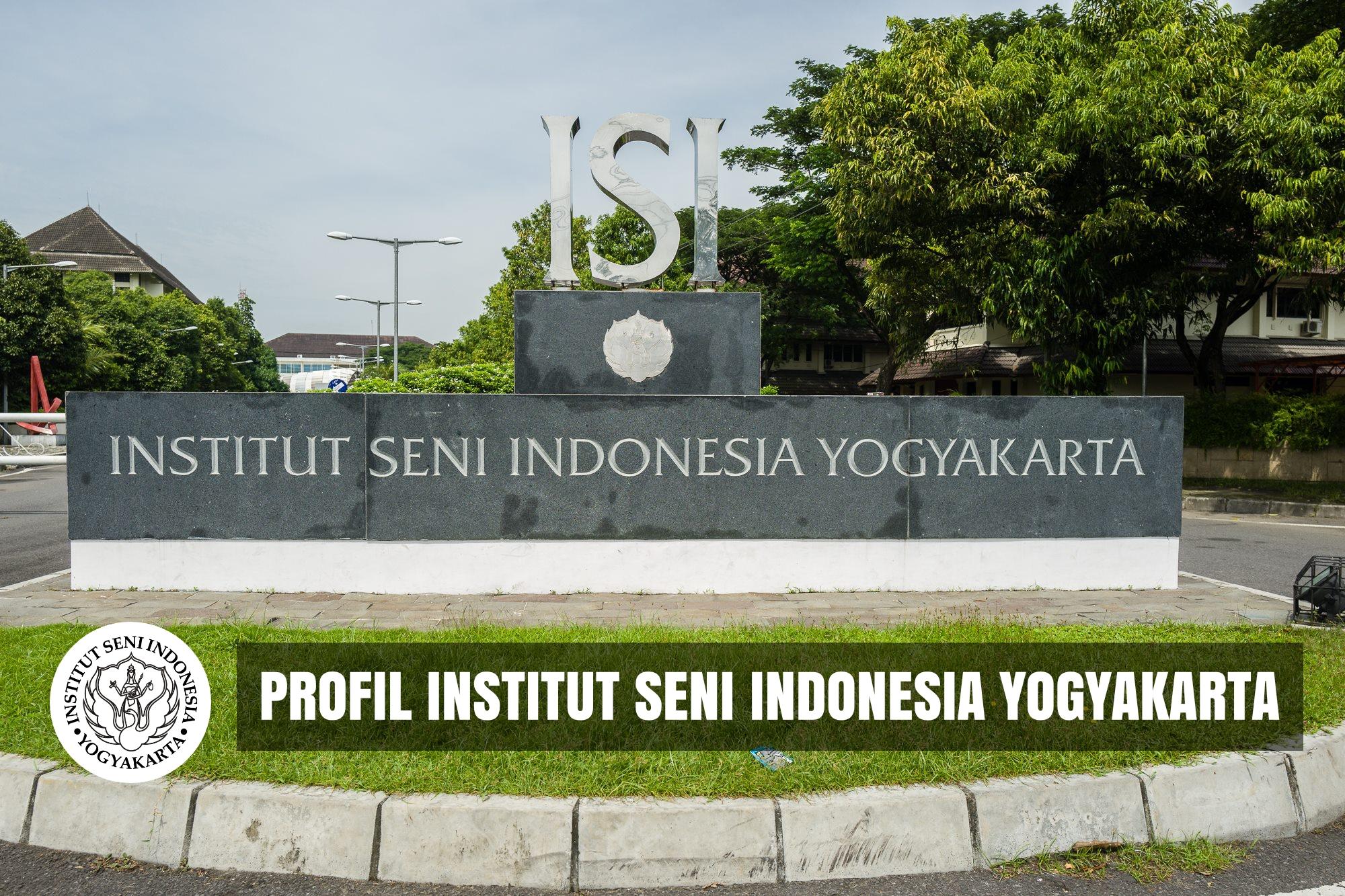 profil kampus isi jogja