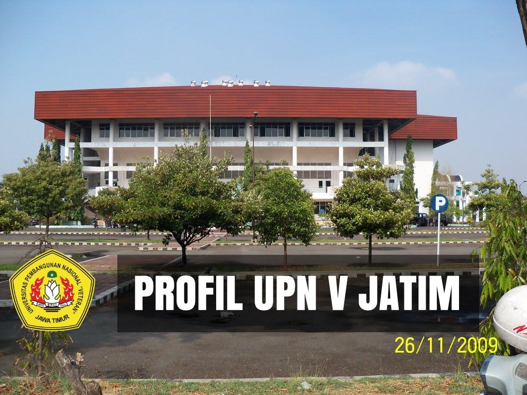 profil kampus upn jatim